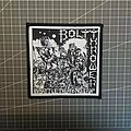Bolt Thrower - Patch - Bolt Thrower- In Battle There Is No Law