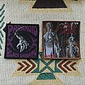 Black Sabbath - Patch - patches for Beneath_Remains