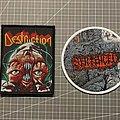 Destruction - Patch - patches for Vomit