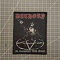 Bathory - Patch - Bathory - In Conspiracy With Satan