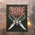suicidal angels patch