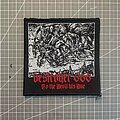 Deströyer 666 - Patch - Destroyer 666 - To the Devil His Due