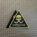 Gammacide - Patch - Gammacide -Victims of Science