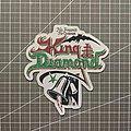 King Diamond - Patch - King Diamond - No Presents For Christmas