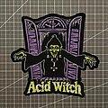 Acid Witch - Patch - Acid Witch Shaped