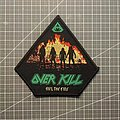 Overkill - Patch - Overkill - Feel The Fire