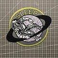 Sleep - Patch - Sleep - Astronaut