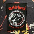 Motörhead - Patch - Motorhead Woven Backpatch