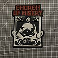 Church Of Misery - Patch - Church Of Misery
