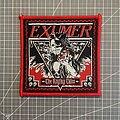 Exumer - Patch - Exumer - The Raging Tides
