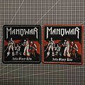 Manowar - Patch - Manowar -Into Glory Ride