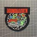 Soundgraden - Patch - Soundgarden - Badmotorfinger