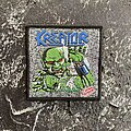 Kreator - Patch - Kreator Extreme Aggression