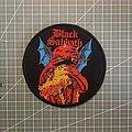 Black Sabbath - Patch - Black Sabbath - Born Again