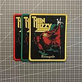 Thin Lizzy - Patch - Thin Lizzy - Renegade