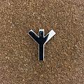 Algiz Rune Pin Pin / Badge