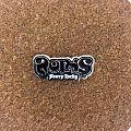 Heavy Rocks Pin