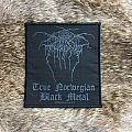 True Norwegian Black Metal Patch