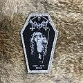 Dead Tribute Coffin Patch