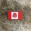 Canadian Flag Totenkopf Patch