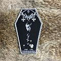 Euronymous Tribute Coffin Patch