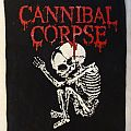 Cannibal Corpse - Patch - Cannibal Corpse Back Patch