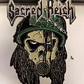 Sacred Reich 30 Years of Ignorance Tour Pin