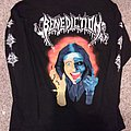 1995 Benediction Long Sleeve European/Germany Tour Dates