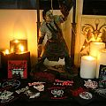 patches on the satanic altar !