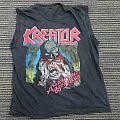 Kreator Extreme Aggression tour shirt