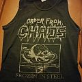 Order From Chaos - Frozen in Steel  tank 1 off
