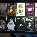 Unholy Archangel - Tape / Vinyl / CD / Recording etc - black metal demos pt 3