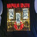 Napalm Death - TShirt or Longsleeve - death by manipulation
