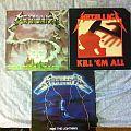 Metallica - Tape / Vinyl / CD / Recording etc - rare 1st lps
