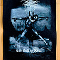 """Dark Throne """"The Cult Is Alive"""" back patch"""