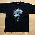 """Aosoth """"Our Crowns of Sin"""" Tshirt xl"""
