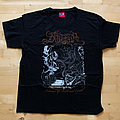 """Sinmara """"Arteries Of Withered Earth"""" Tshirt xxl"""
