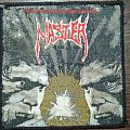 Master - On the Seventh Day God Created... Master OG VINTAGE PATCH | EX CONDITION