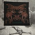 """Dismember - """"Like An Everflowing Stream"""" Vintage Patch"""