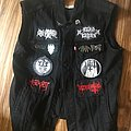 Vampyric/ Raw Black Metal Vest