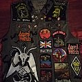 Angel Witch Tribute Updated Front Battle Jacket