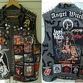 Angel Witch Tribute Battlejacket.