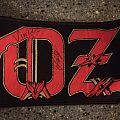 OZ patch signed by Vince and Johnny