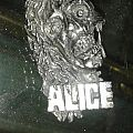 Alice Cooper Rare Pin/Badge 1989 Official Pin / Badge