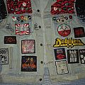 My oldest battle jacket.