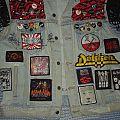 White Lion - Battle Jacket - My oldest battle jacket.
