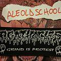 Agathocles - Patch - Agathocles - grind is protest