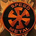 Patch - Speed Metal patch