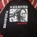Nailbomb - TShirt or Longsleeve - Point Blank
