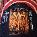 Immolation - TShirt or Longsleeve - Death Metal